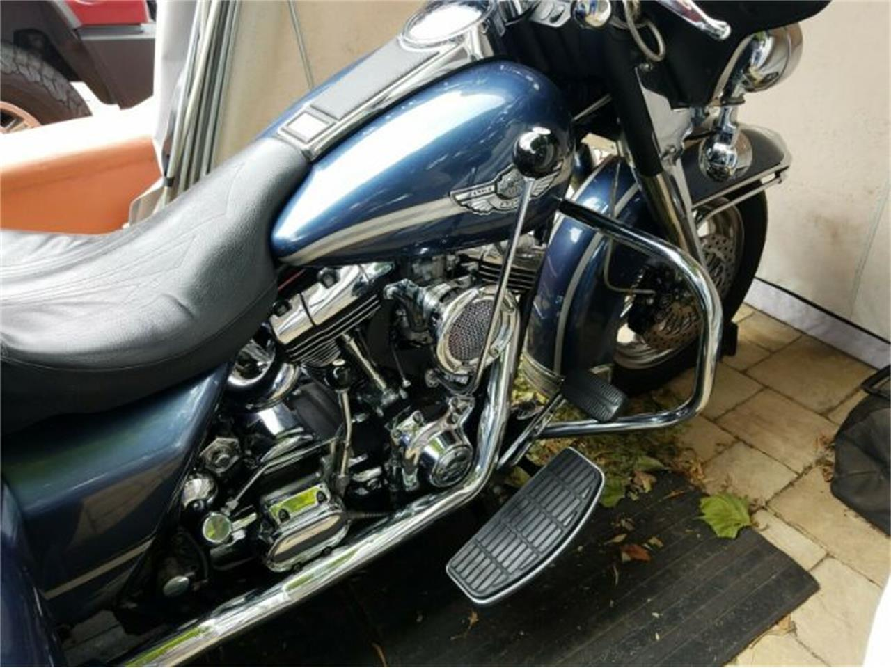2003 Harley-Davidson Electra Glide (CC-1377627) for sale in Cadillac, Michigan