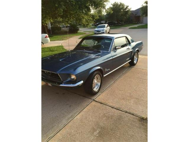 1968 Ford Mustang (CC-1377628) for sale in Cadillac, Michigan