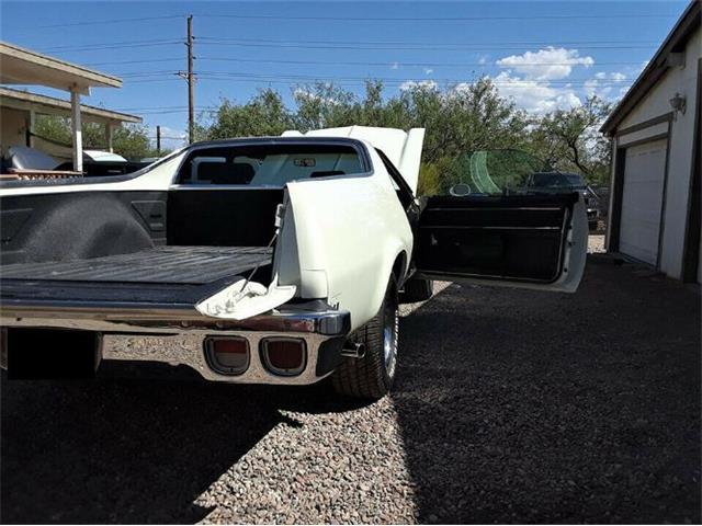 1977 Chevrolet El Camino (CC-1377631) for sale in Cadillac, Michigan