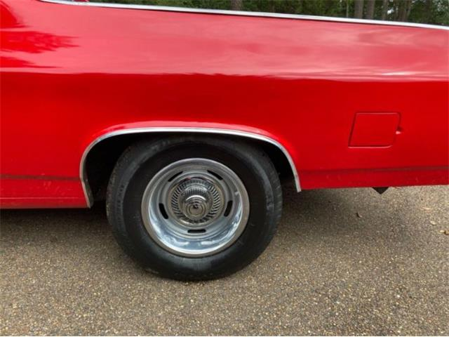 1970 Chevrolet El Camino (CC-1377633) for sale in Cadillac, Michigan