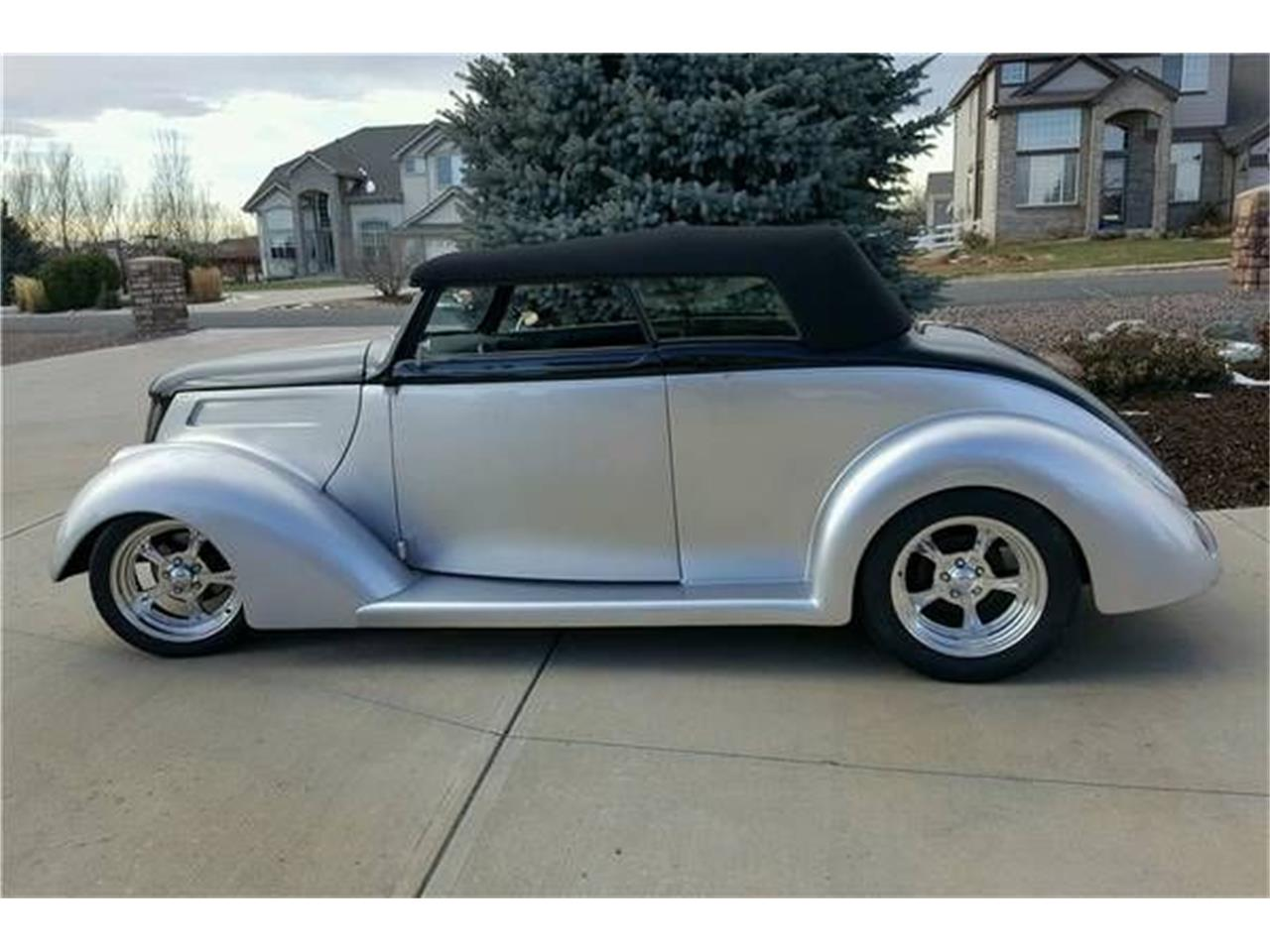 1937 Ford Cabriolet (CC-1377636) for sale in Cadillac, Michigan