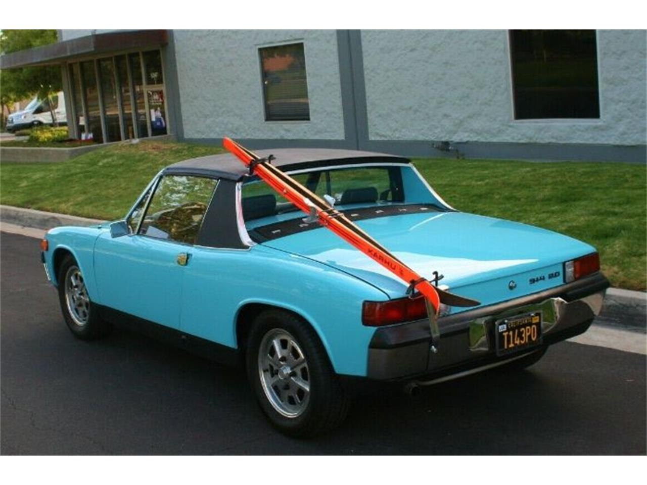 1974 Porsche 914 (CC-1377644) for sale in Cadillac, Michigan