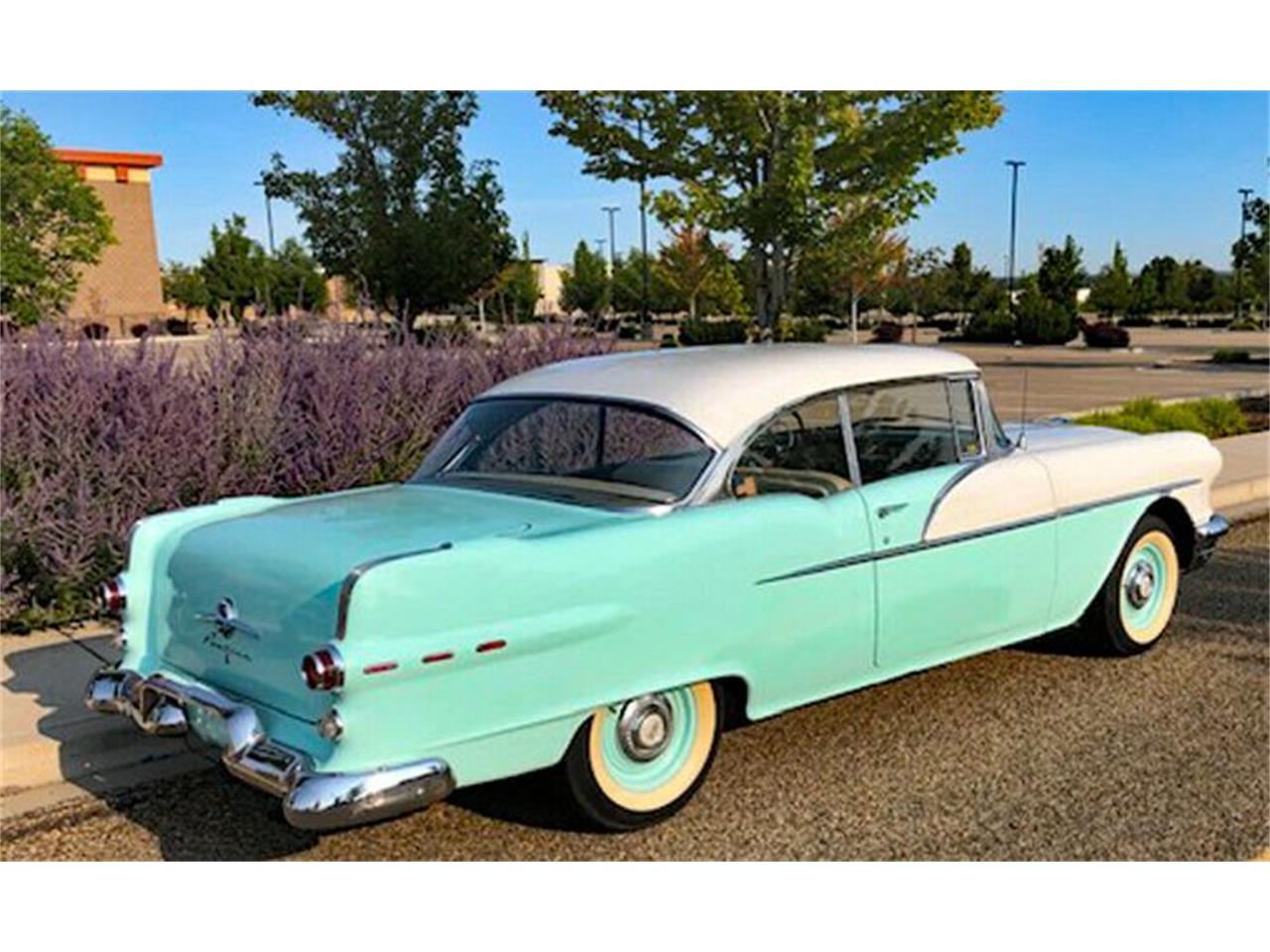 1956 Pontiac Chieftain (CC-1377645) for sale in Cadillac, Michigan