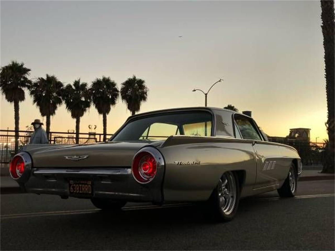 1963 Ford Thunderbird (CC-1377649) for sale in Cadillac, Michigan