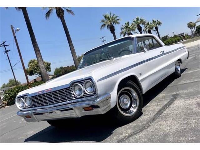 1964 Chevrolet Impala (CC-1377651) for sale in Cadillac, Michigan