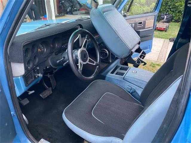 1982 Chevrolet Blazer (CC-1377659) for sale in Cadillac, Michigan