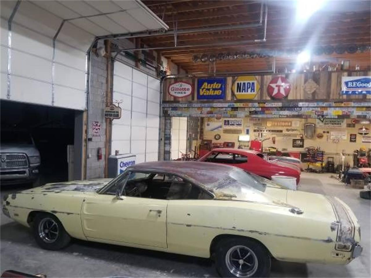 1969 Dodge Charger (CC-1377667) for sale in Cadillac, Michigan