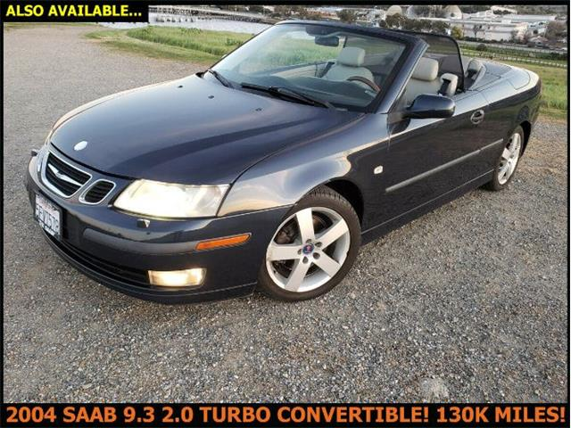 2004 Saab 9-3 (CC-1377675) for sale in Cadillac, Michigan