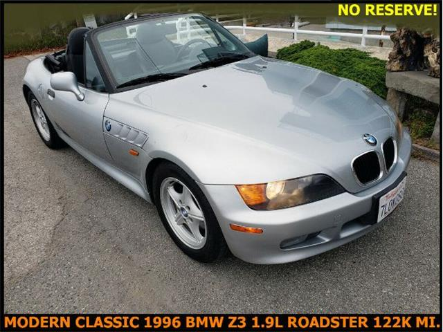 1996 BMW Z3 (CC-1377676) for sale in Cadillac, Michigan