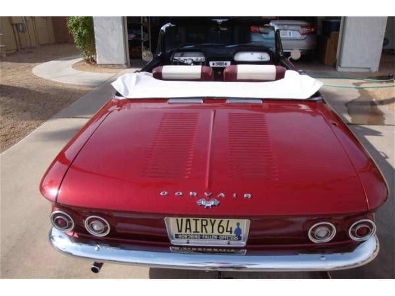 1964 Chevrolet Corvair (CC-1377677) for sale in Cadillac, Michigan