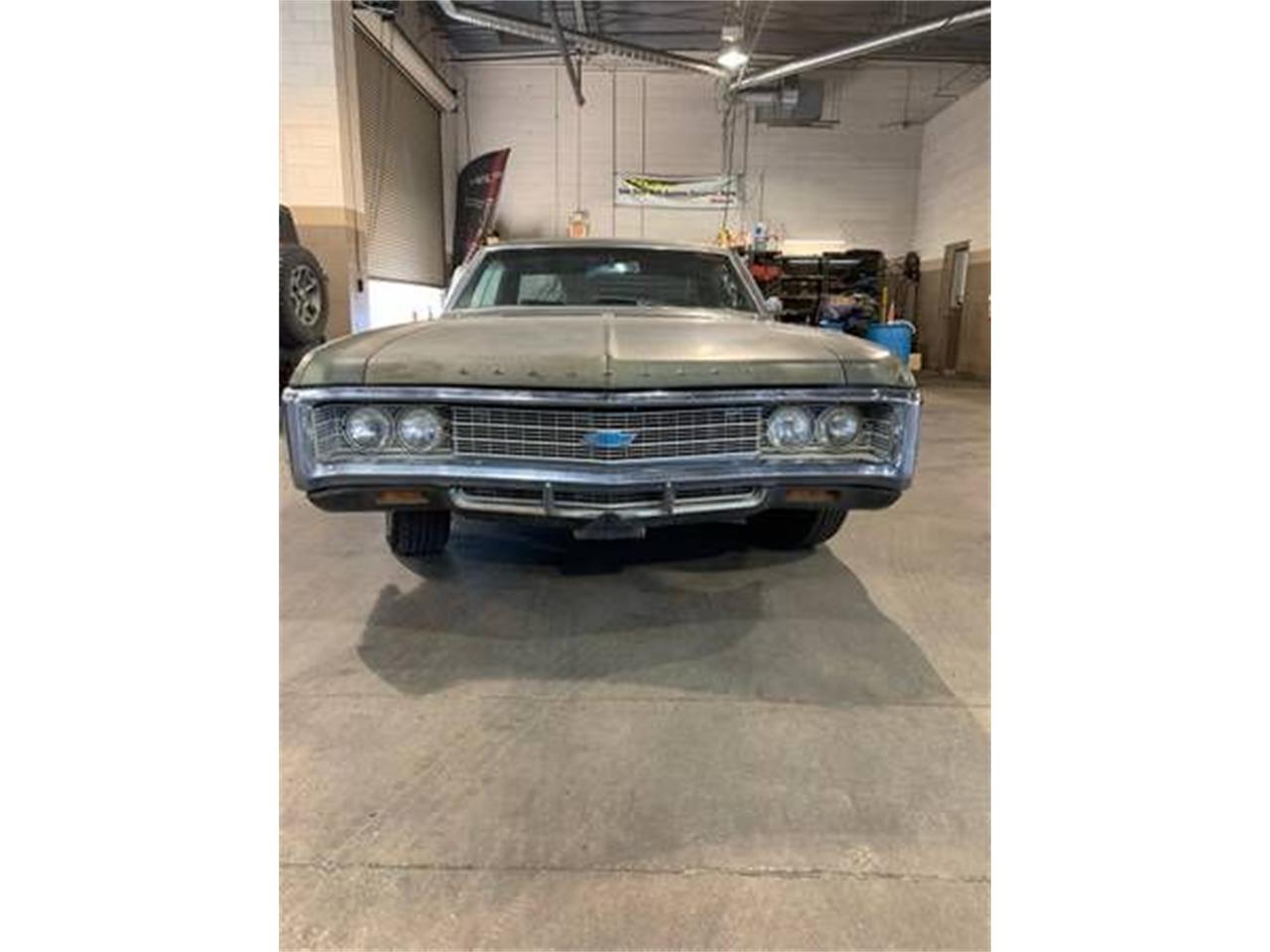 1969 Chevrolet Impala (CC-1377679) for sale in Cadillac, Michigan