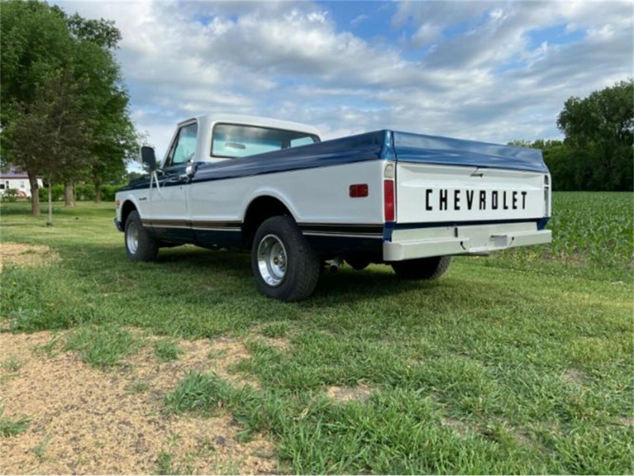 1971 Chevrolet C10 (CC-1377682) for sale in Cadillac, Michigan