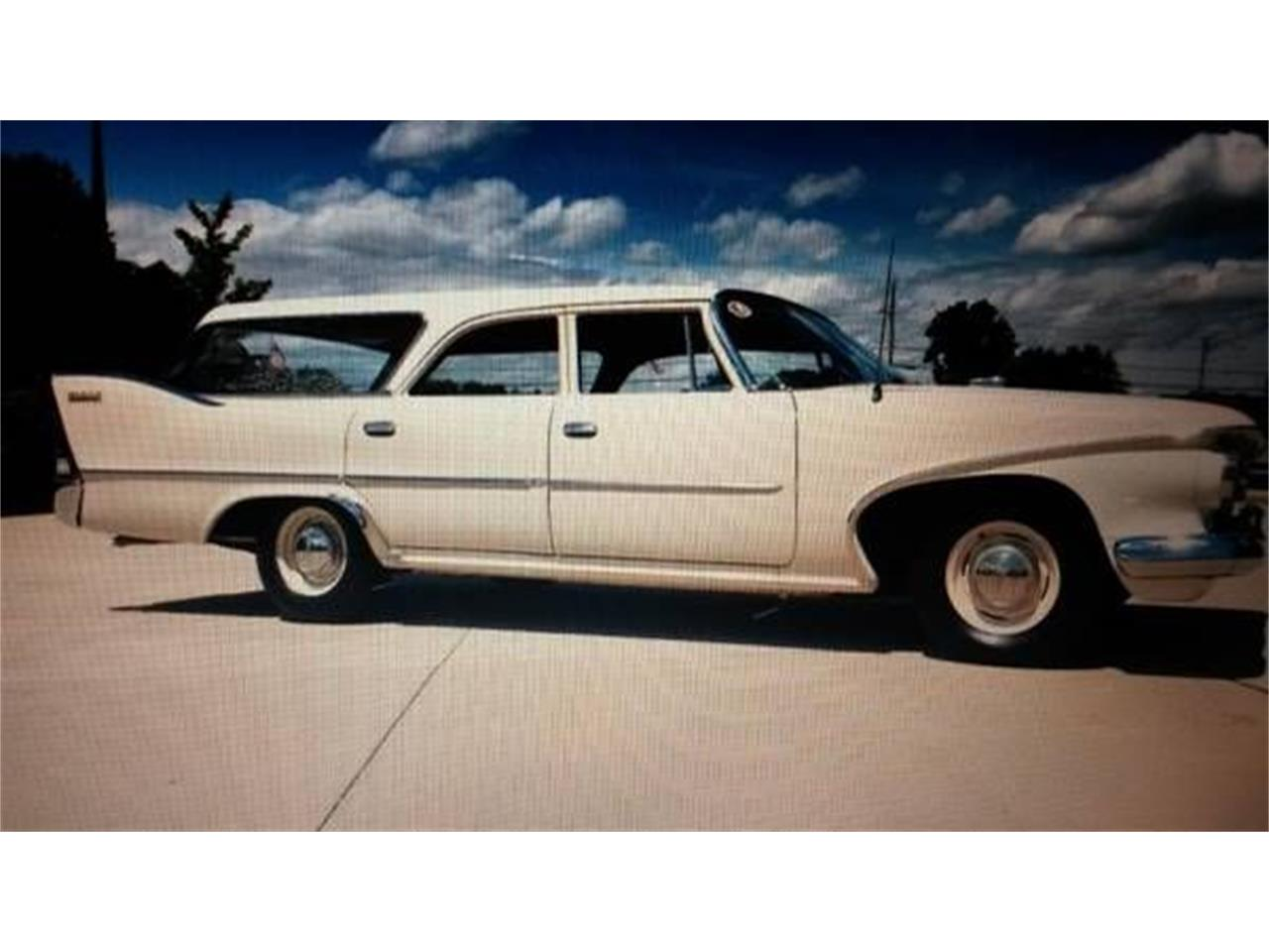 1960 Plymouth Suburban (CC-1377685) for sale in Cadillac, Michigan