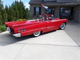 1960 Ford Thunderbird (CC-1377686) for sale in Cadillac, Michigan