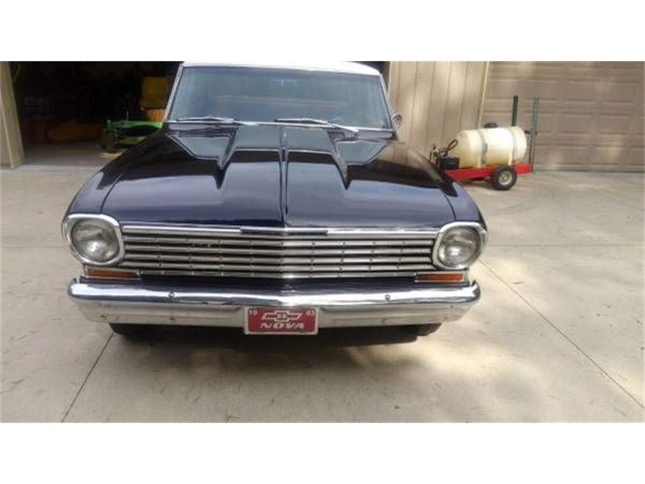 1963 Chevrolet Chevy II (CC-1377689) for sale in Cadillac, Michigan