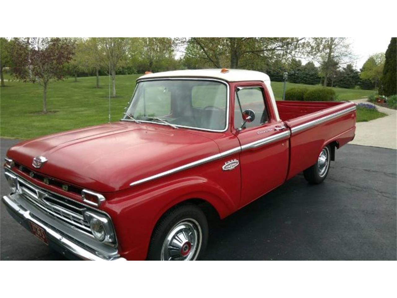 1966 Ford F100 (CC-1377691) for sale in Cadillac, Michigan