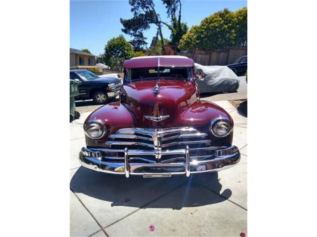 1948 Chevrolet Convertible (CC-1377695) for sale in Cadillac, Michigan