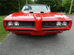 1968 Pontiac GTO (CC-1377701) for sale in Cadillac, Michigan
