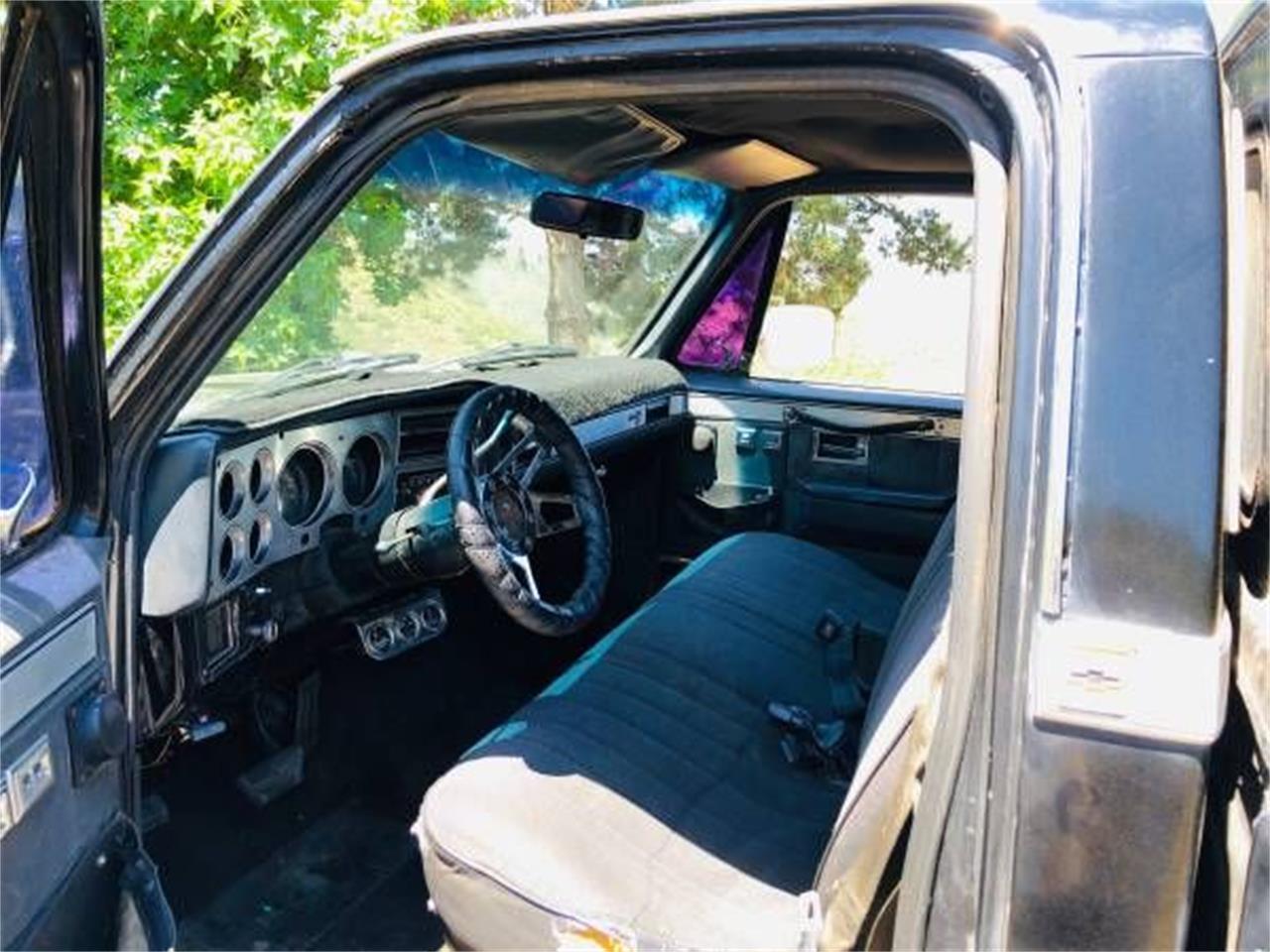1982 Chevrolet Silverado (CC-1377709) for sale in Cadillac, Michigan