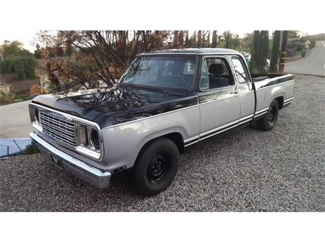 1978 Dodge D/W Series (CC-1377711) for sale in Cadillac, Michigan