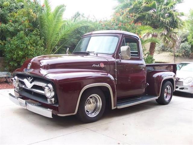 1955 Ford Pickup (CC-1377720) for sale in Cadillac, Michigan