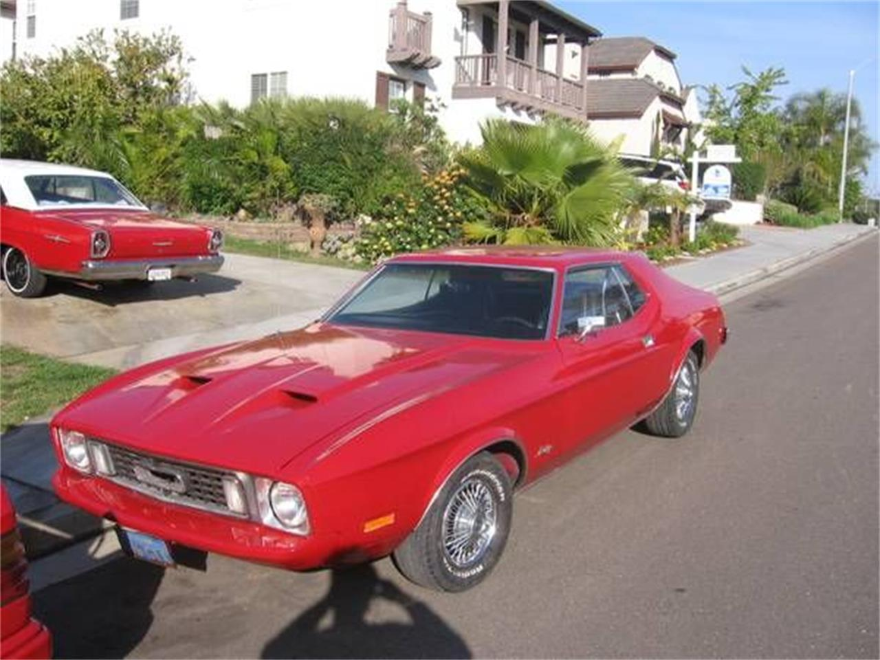 1973 Ford Mustang (CC-1377721) for sale in Cadillac, Michigan