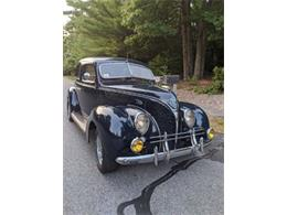 1938 Ford Deluxe (CC-1377725) for sale in Cadillac, Michigan