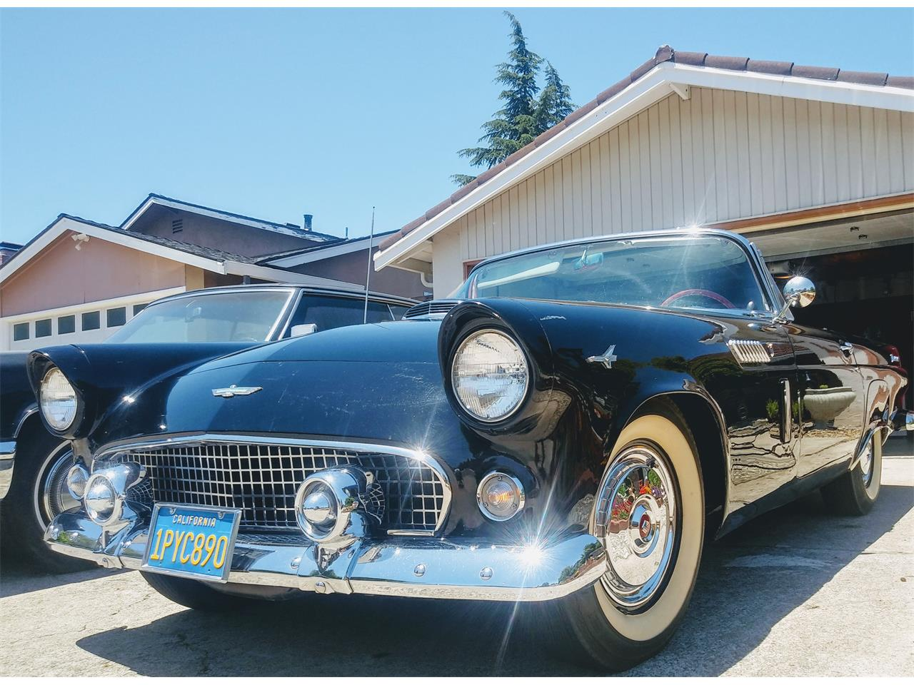 1956 Ford Thunderbird (CC-1377736) for sale in Campbell, California