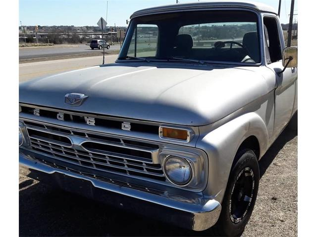 1966 Ford F100 (CC-1377737) for sale in White settlement , Texas