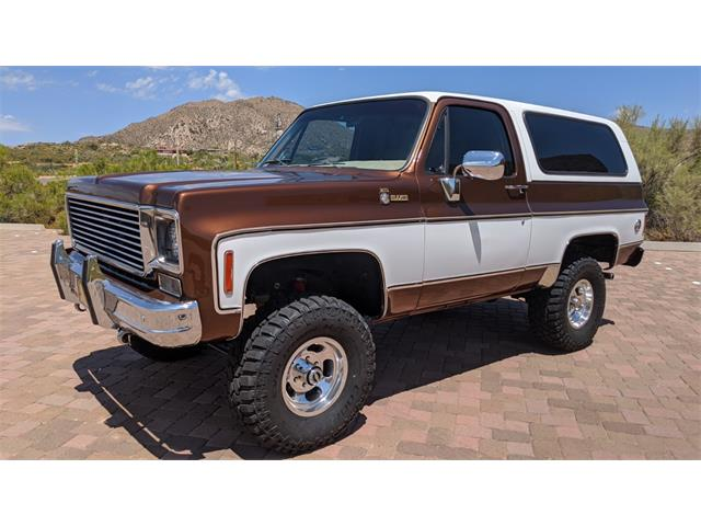 1978 Chevrolet Blazer (CC-1377752) for sale in North Pheonix, Arizona
