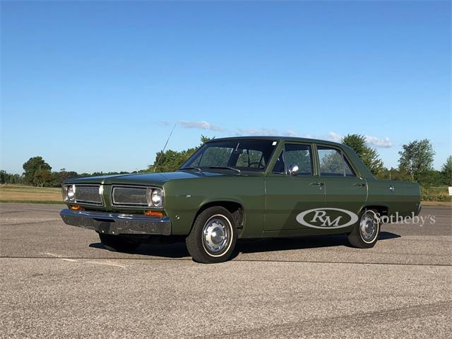 1968 Plymouth Valiant (CC-1377765) for sale in Auburn, Indiana