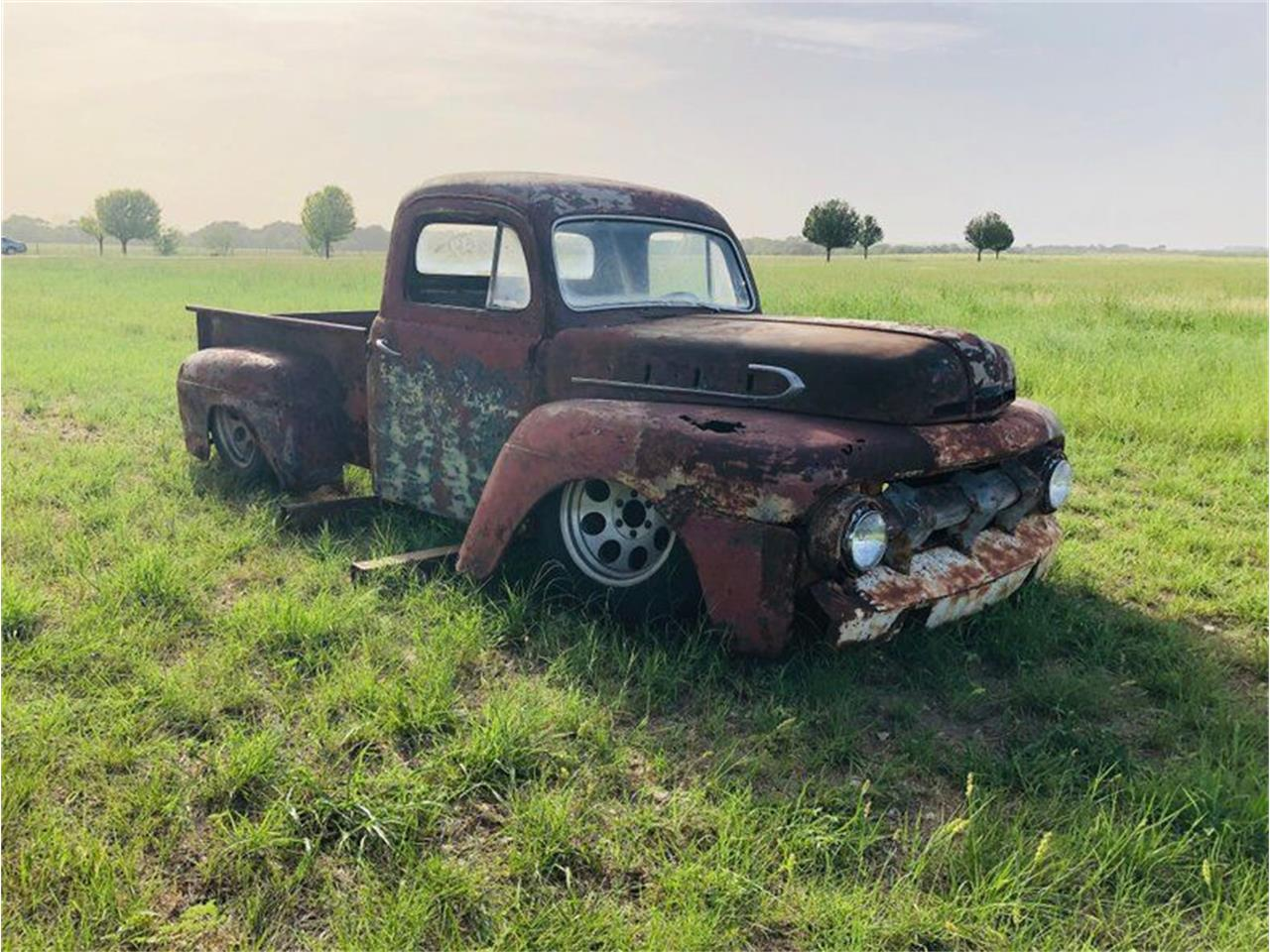 1951 Ford F150 (CC-1377766) for sale in Fredericksburg, Texas