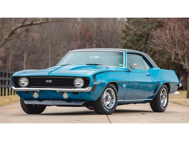 1969 Chevrolet Camaro (CC-1377769) for sale in Addison, Illinois