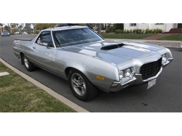 1972 Ford Ranchero (CC-1377794) for sale in Cadillac, Michigan