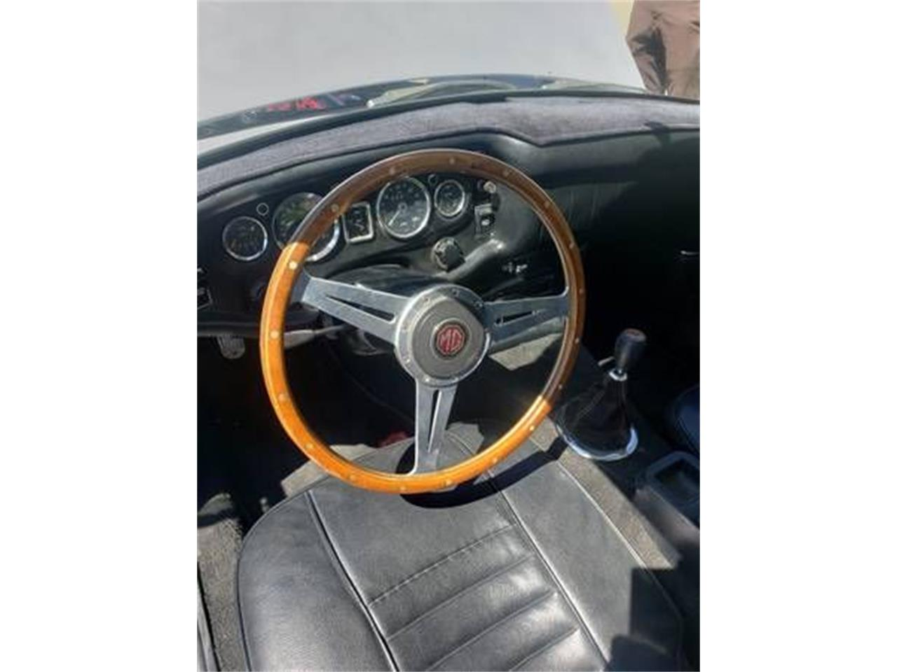 1969 MG MGB (CC-1377799) for sale in Cadillac, Michigan