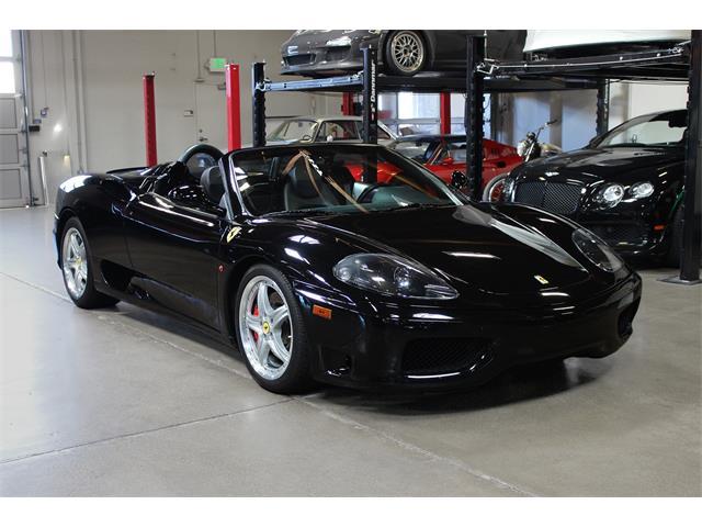 2005 Ferrari 360 Spider