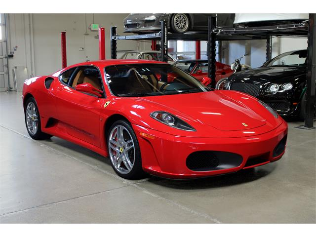 2009 Ferrari F430 (CC-1377804) for sale in San Carlos, California