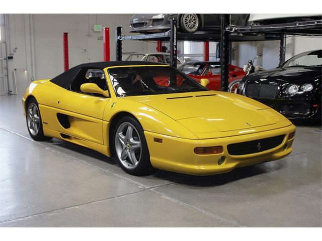 1998 Ferrari 355 (CC-1377805) for sale in San Carlos, California