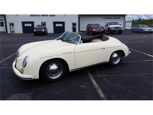 1962 Porsche Speedster (CC-1377807) for sale in Simpsonville, South Carolina