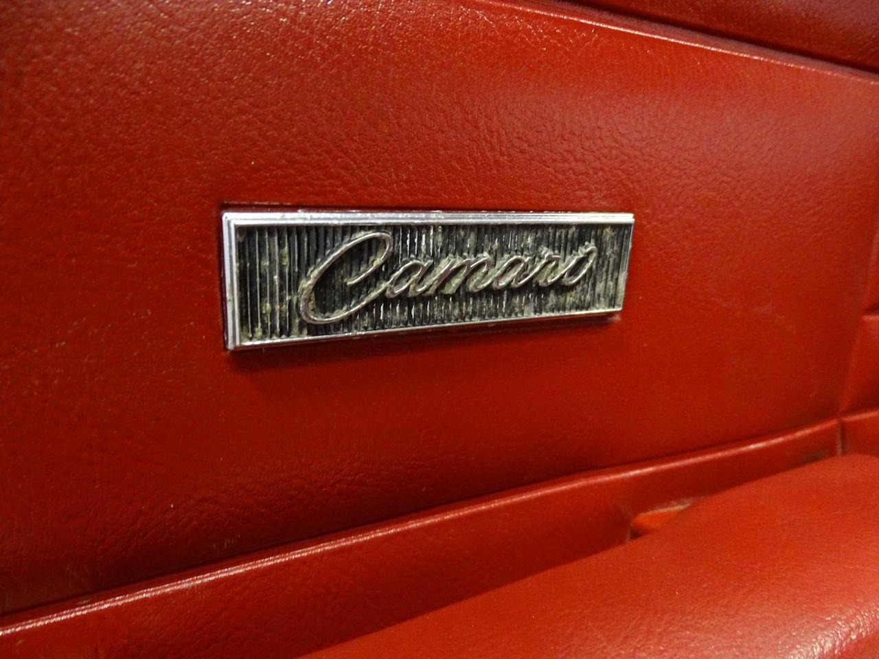 1968 Chevrolet Camaro SS (CC-1377814) for sale in O'Fallon, Illinois