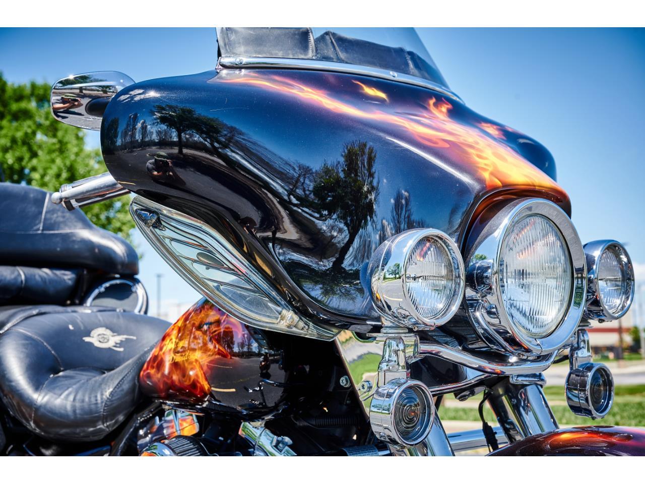 2004 Harley-Davidson FLHTCU (CC-1377816) for sale in O'Fallon, Illinois