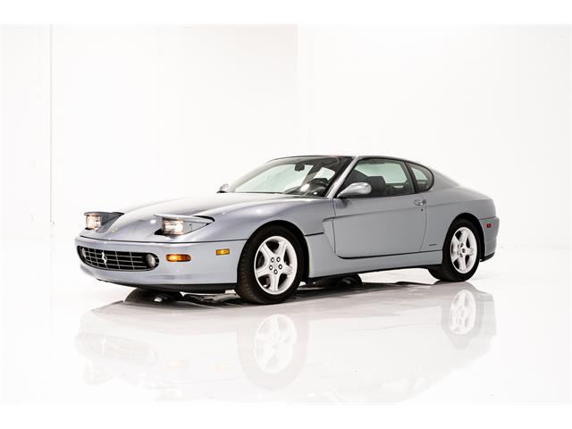 2001 Ferrari 456 (CC-1377824) for sale in Montreal, Quebec