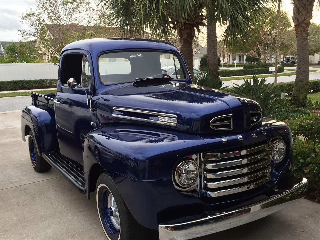1950 Ford F1 (CC-1377830) for sale in Jupiter, Florida