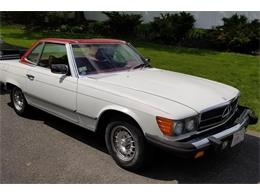 1978 Mercedes-Benz 450SL (CC-1377832) for sale in Fitchburg, Massachusetts