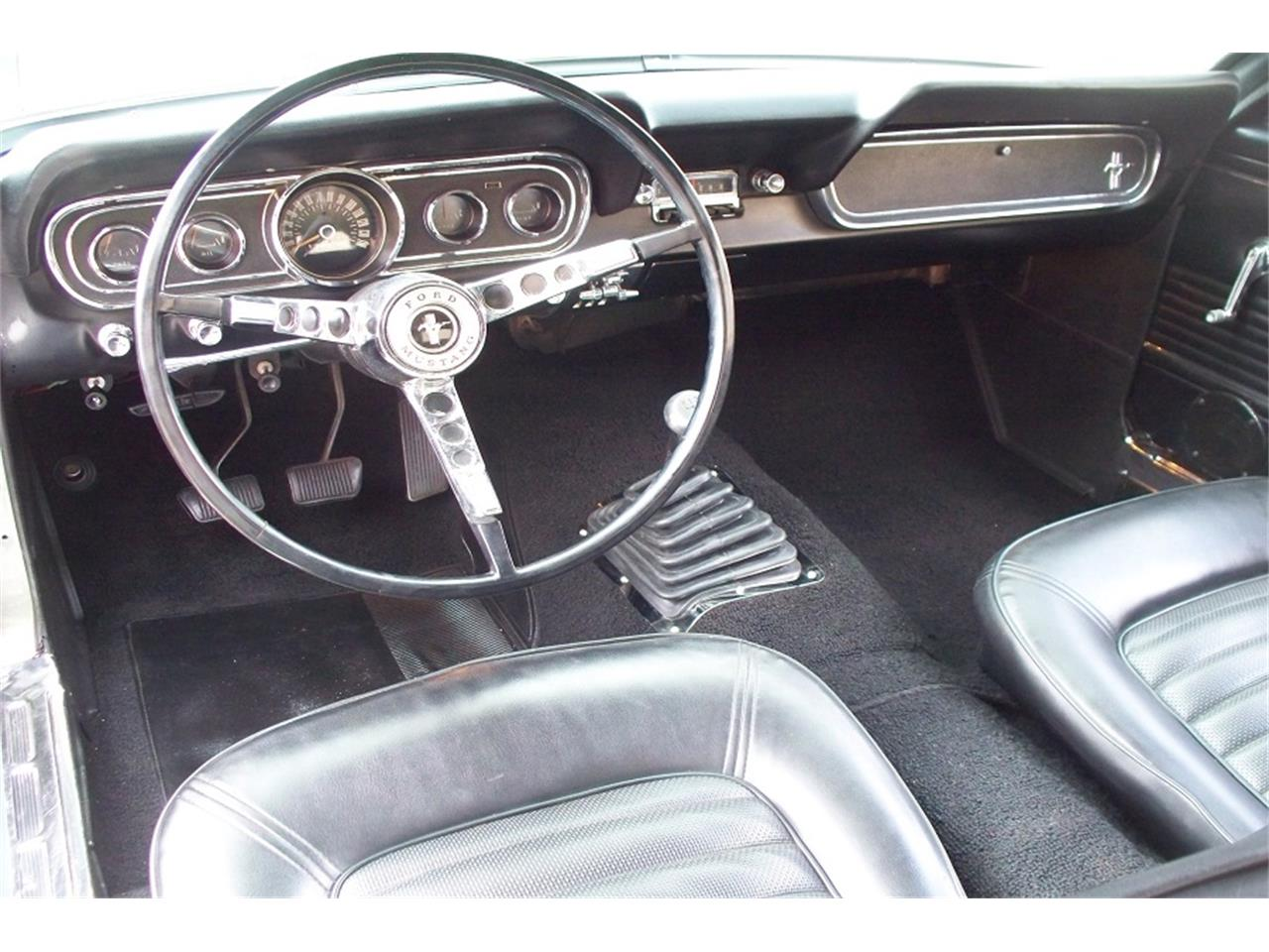 1966 Ford Mustang (CC-1377834) for sale in CYPRESS, Texas