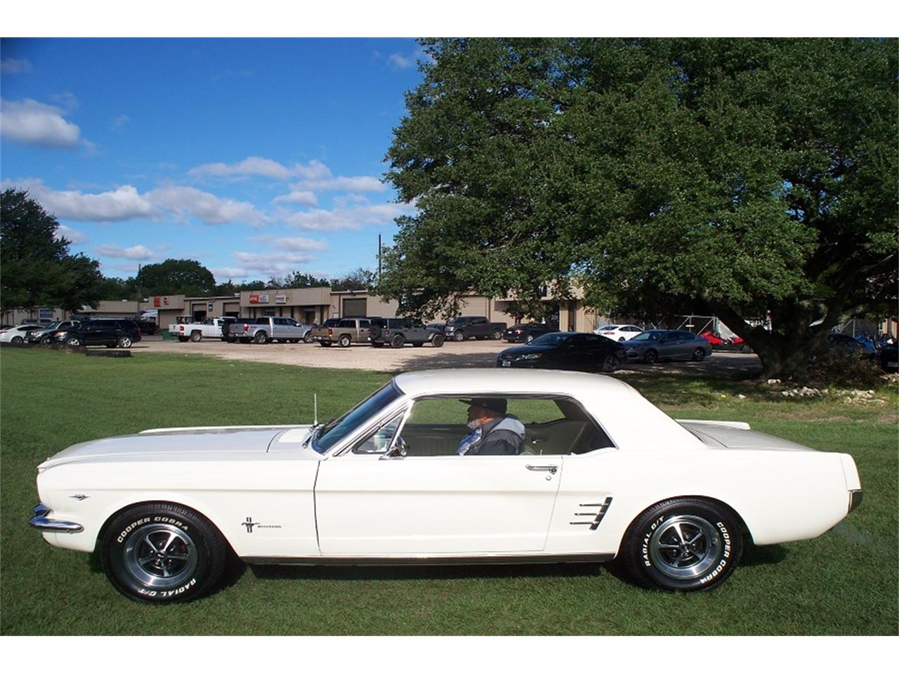 1966 Ford Mustang (CC-1377837) for sale in cypress, Texas