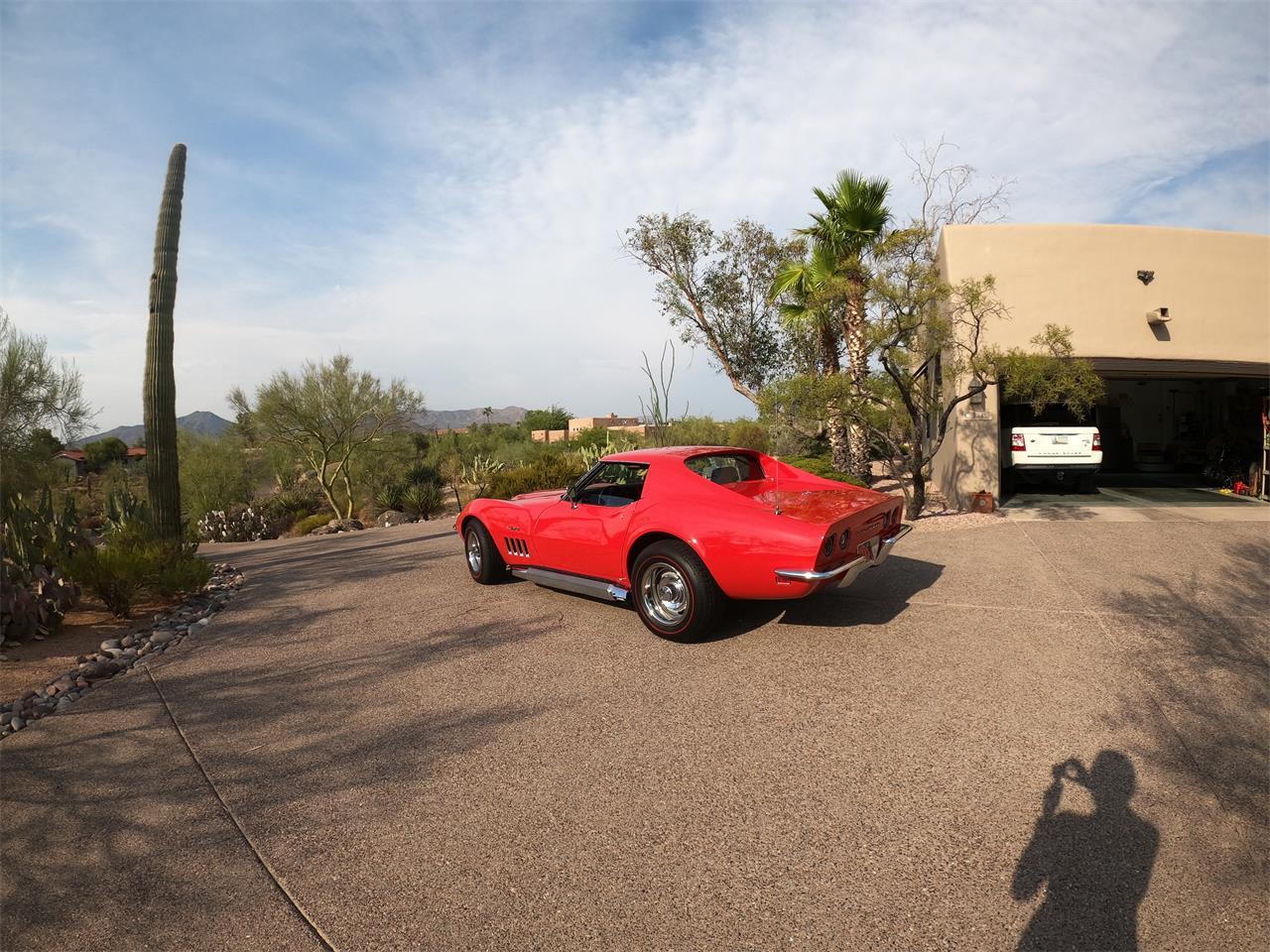 1969 Chevrolet Corvette Stingray (CC-1377841) for sale in Carefree, Arizona