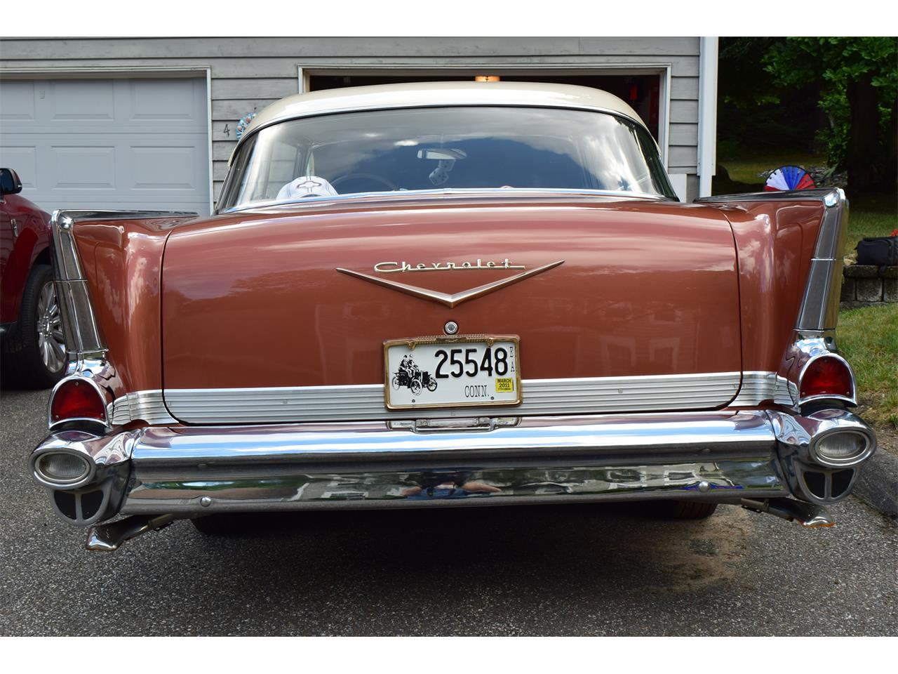 1957 Chevrolet Bel Air (CC-1377845) for sale in Stratford , Connecticut