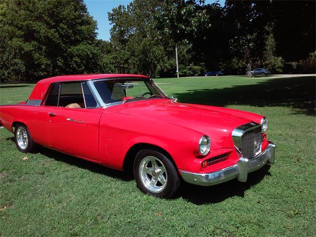 1963 Studebaker Gran Turismo (CC-1377856) for sale in Winfield, Kansas