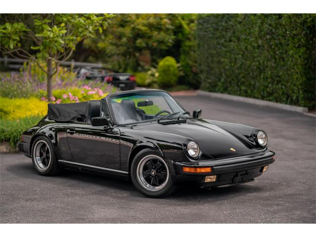 1986 Porsche 911 Carrera (CC-1377861) for sale in Monterey, California